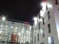 Jõhvi Kontserdimaja fassaadi valgustite vahetus2015a (7)